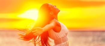 Basische Sonnenpflege
