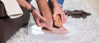 Basische Hand & Beinpflege