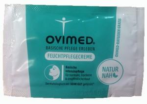 OVIMED Feuchtpflegecreme pH 8,0 Produktprobe