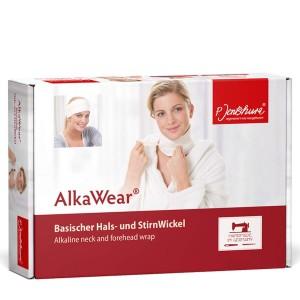 Jentschura Basischer Hals- und StirnWickel AlkaWear