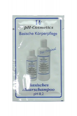 pH-Cosmetics Basisches Haarshampoo pH 8,2 Produktprobe