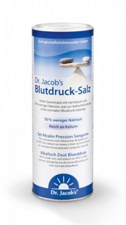 Dr.Jacobs Blutdruck-Salz 250g