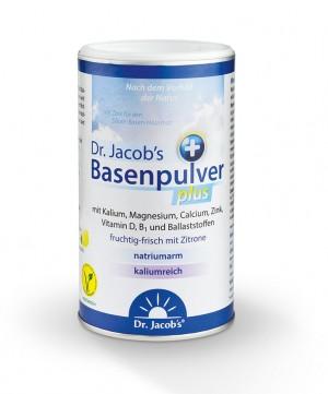 Dr.Jacobs Basenpulver plus