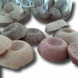 La Sapo Tante Milli Shampoo-Bar Produktprobe