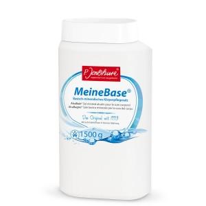 Jentschura Meine Base Körperpflege- und Badesalz 1500g