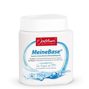 Jentschura Meine Base Körperpflege- und Badesalz 750g
