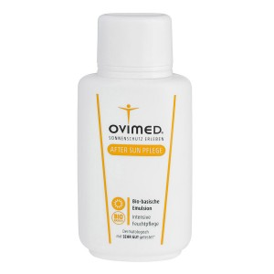 Ovimed Bio-basische After Sun Pflege Emulsion 200ml