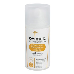 Ovimed Bio-Basische Sonnenmilch LSF 20 100ml