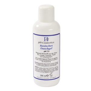 pH-Cosmetics Basisches Duschgel pH 7,5 250ml