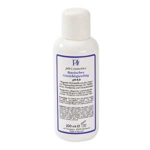 pH-Cosmetics Basisches Gesichtspeeling pH 8,0 200ml