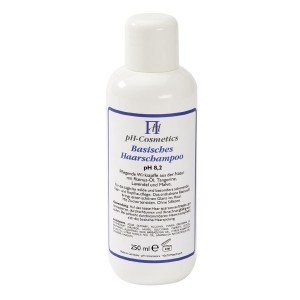 pH-Cosmetics Basisches Haarshampoo pH 8,2 250ml