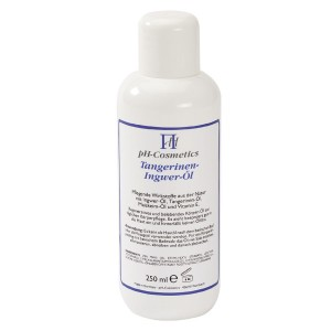 pH-Cosmetics Tangerinen-Ingwer-Öl 250ml