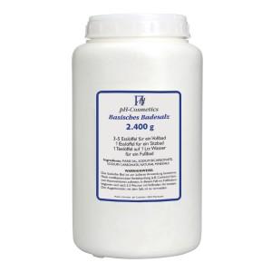 pH-Cosmetics Basisches Badesalz 2400g