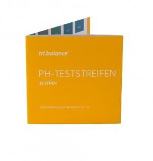 tri.balance pH-Teststreifen 22 Stück