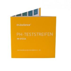 tri.balance pH-Teststreifen 99 Stück