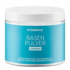 tri.balance Basenpulver Orange