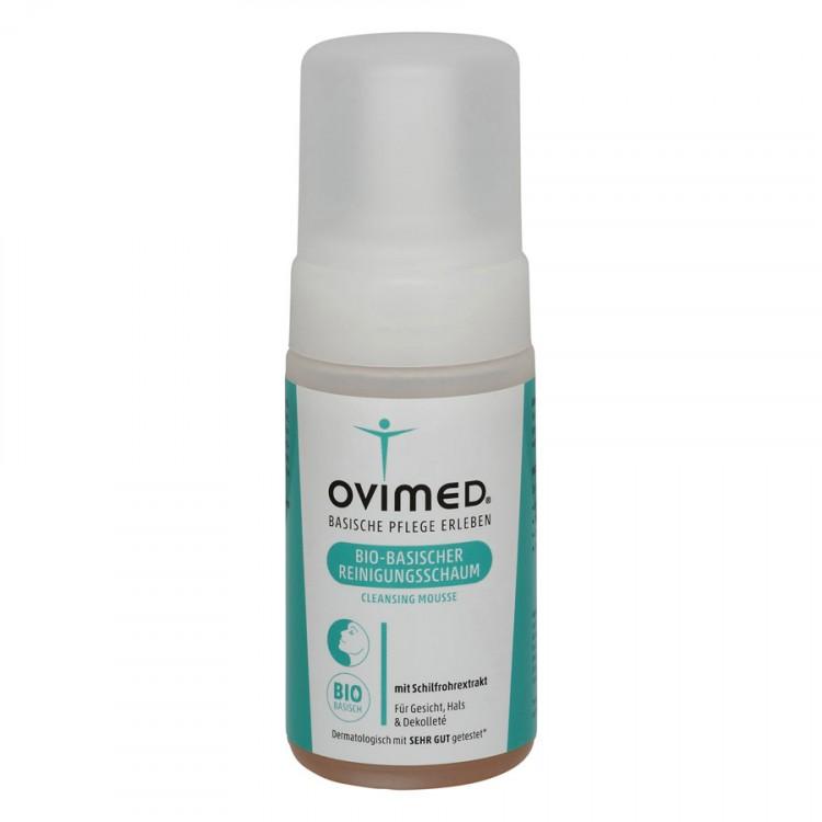 OVIMED Bio-basischer Reinigungsschaum pH 7,4 115ml
