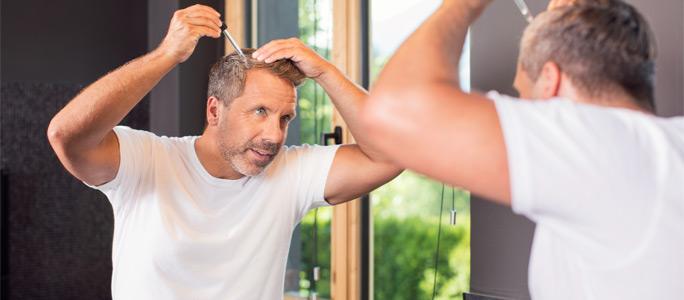 Basische Haar & Kopfhautpflege