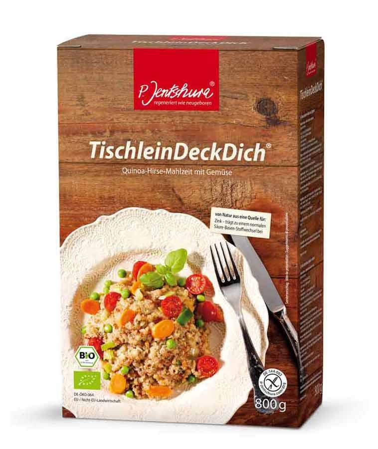 Jentschura TischleinDeckDich BIO 800g