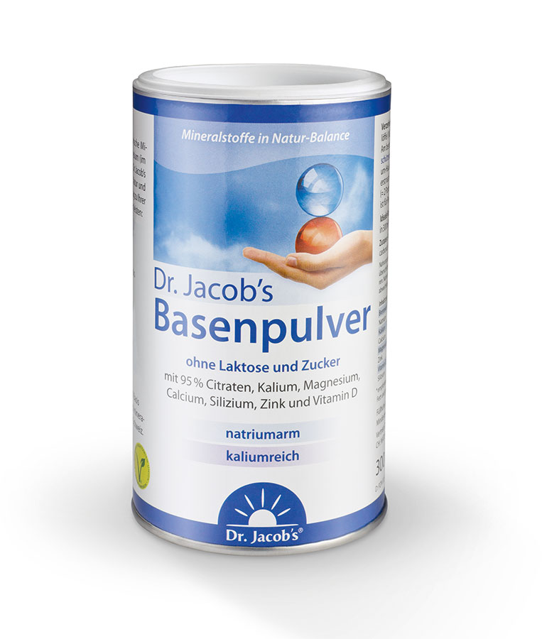 Dr.Jacobs Basenpulver