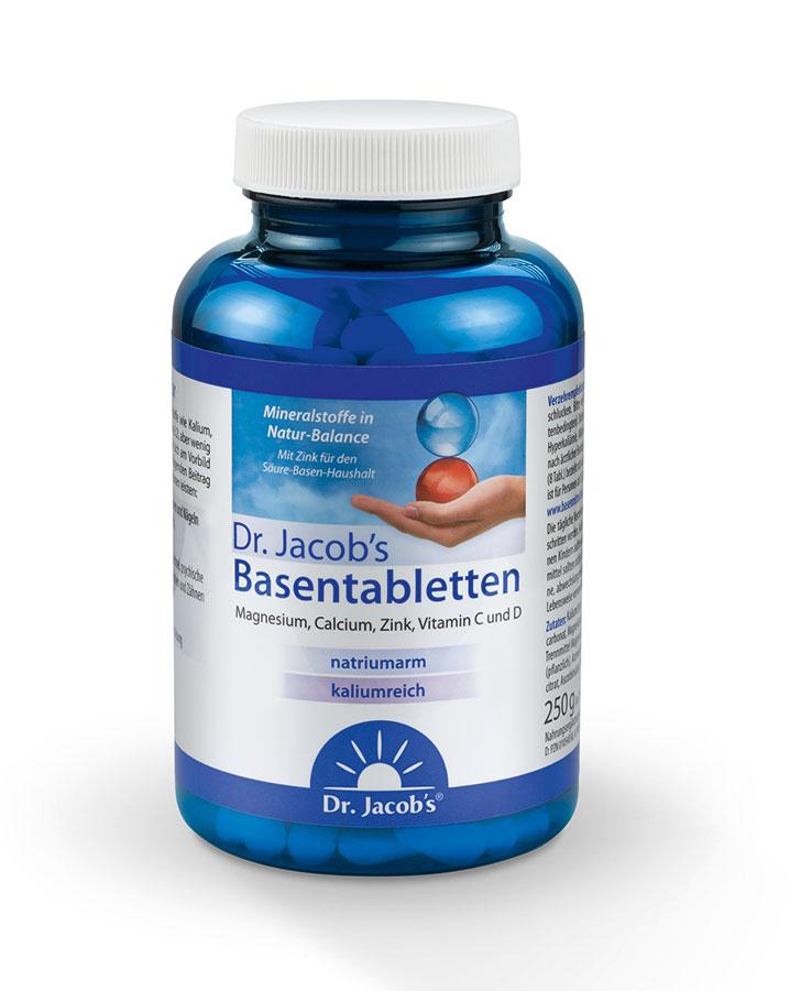 Dr.Jacobs Basentabletten