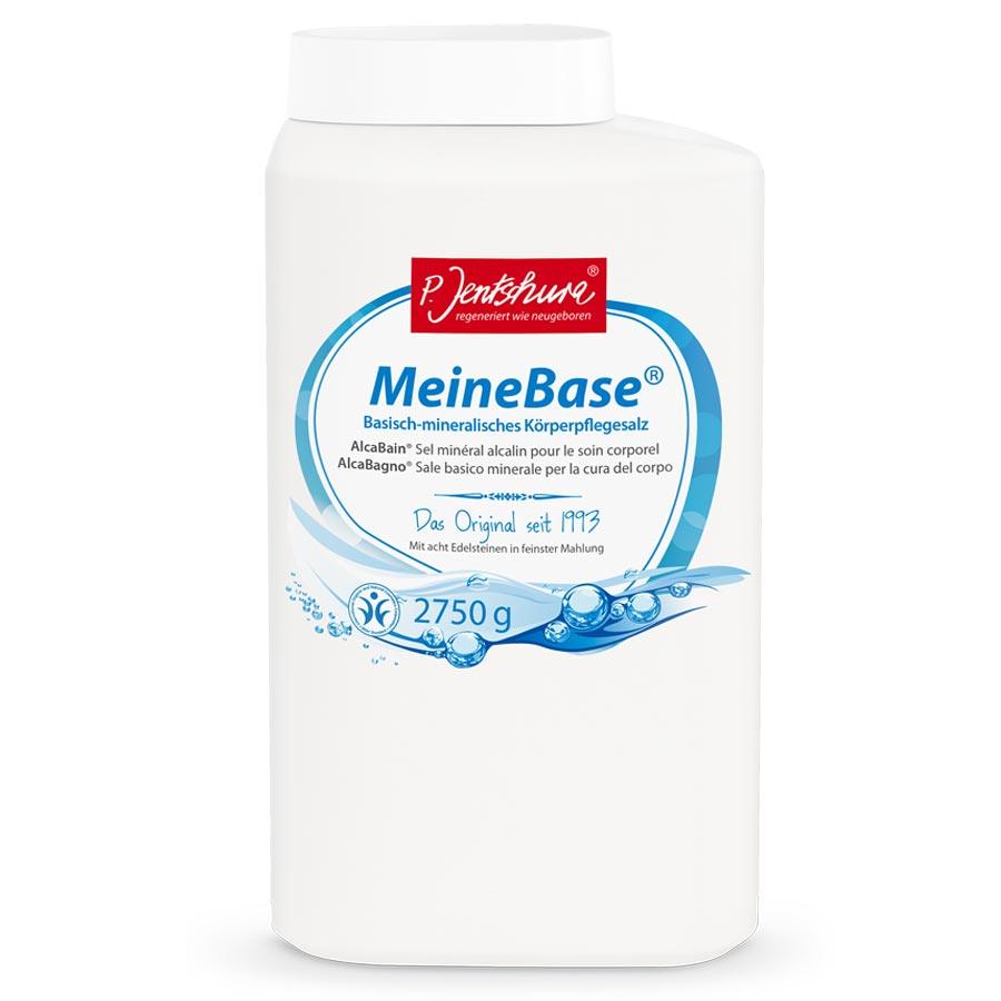 Jentschura Meine Base Körperpflege- und Badesalz 2750g