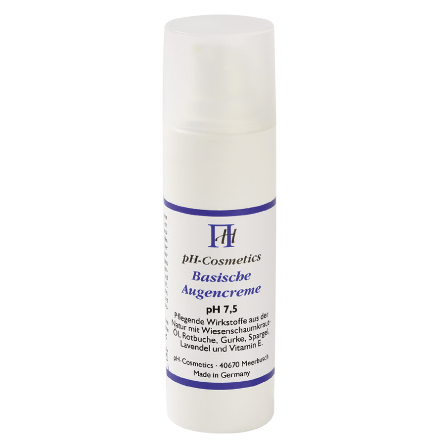 pH-Cosmetics Basische Augencreme pH 7,5 30ml