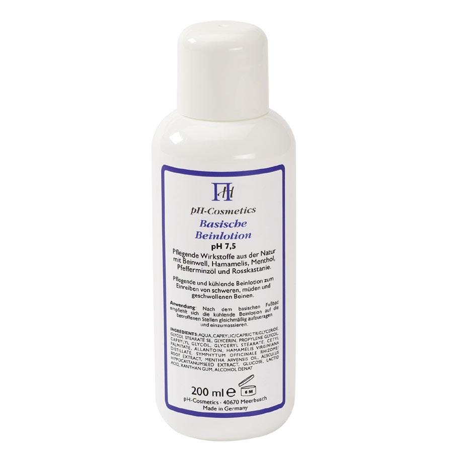 pH-Cosmetics Basische Beinlotion pH 7,5 200ml