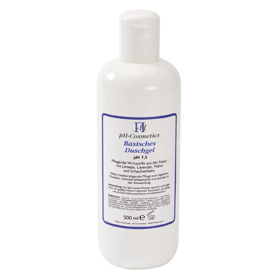 pH-Cosmetics Basisches Duschgel pH 7,5 500ml