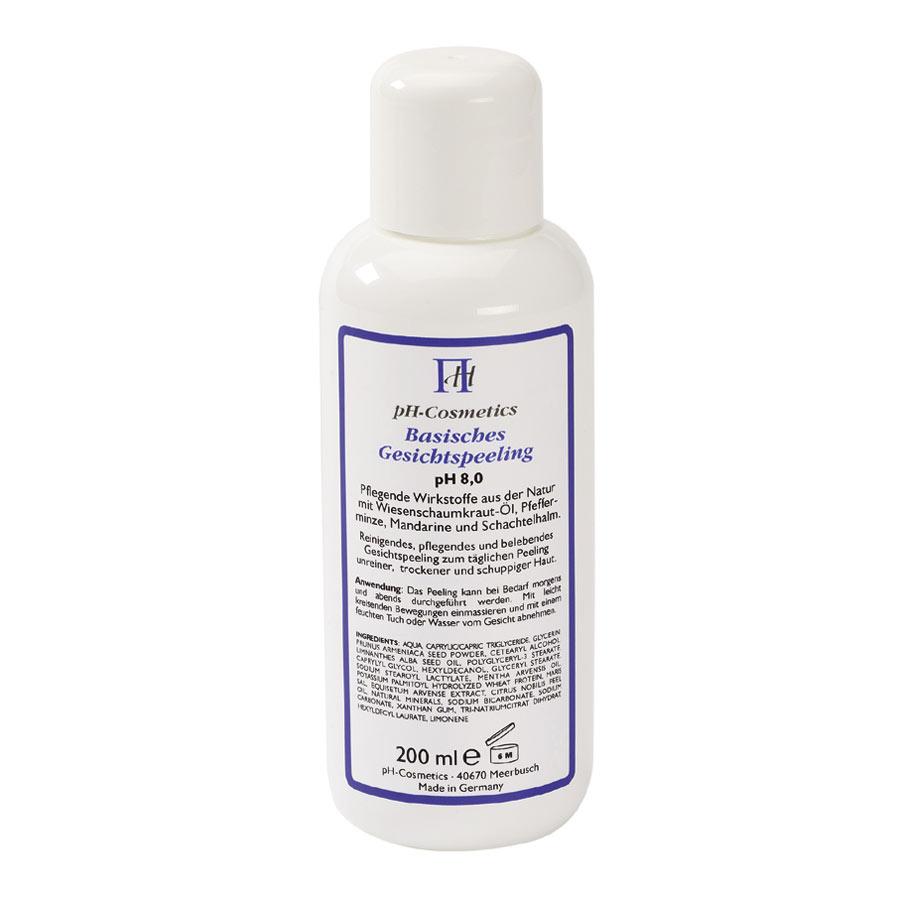 pH-Cosmetics Basisches Gesichtspeeling pH 8,0 200ml
