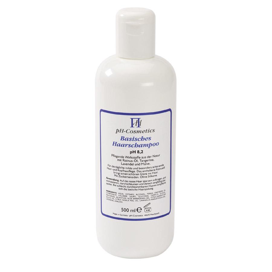 pH-Cosmetics Basisches Haarshampoo pH 8,2 500ml