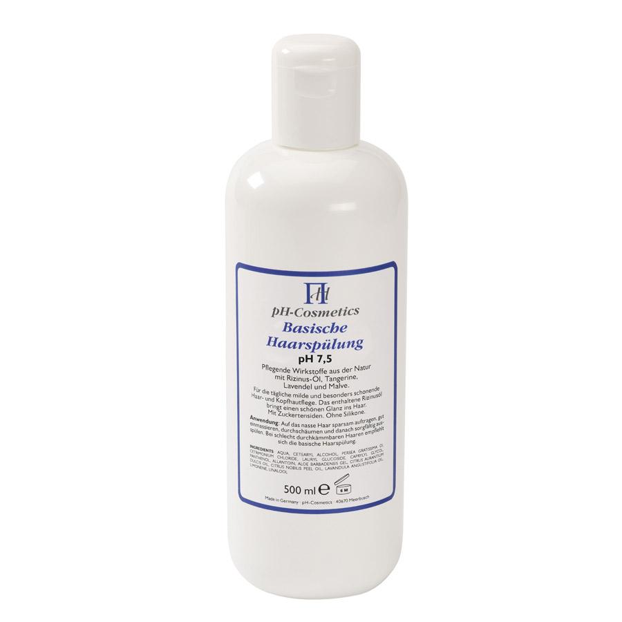 pH-Cosmetics Basische Haarspülung pH 7,5 500ml