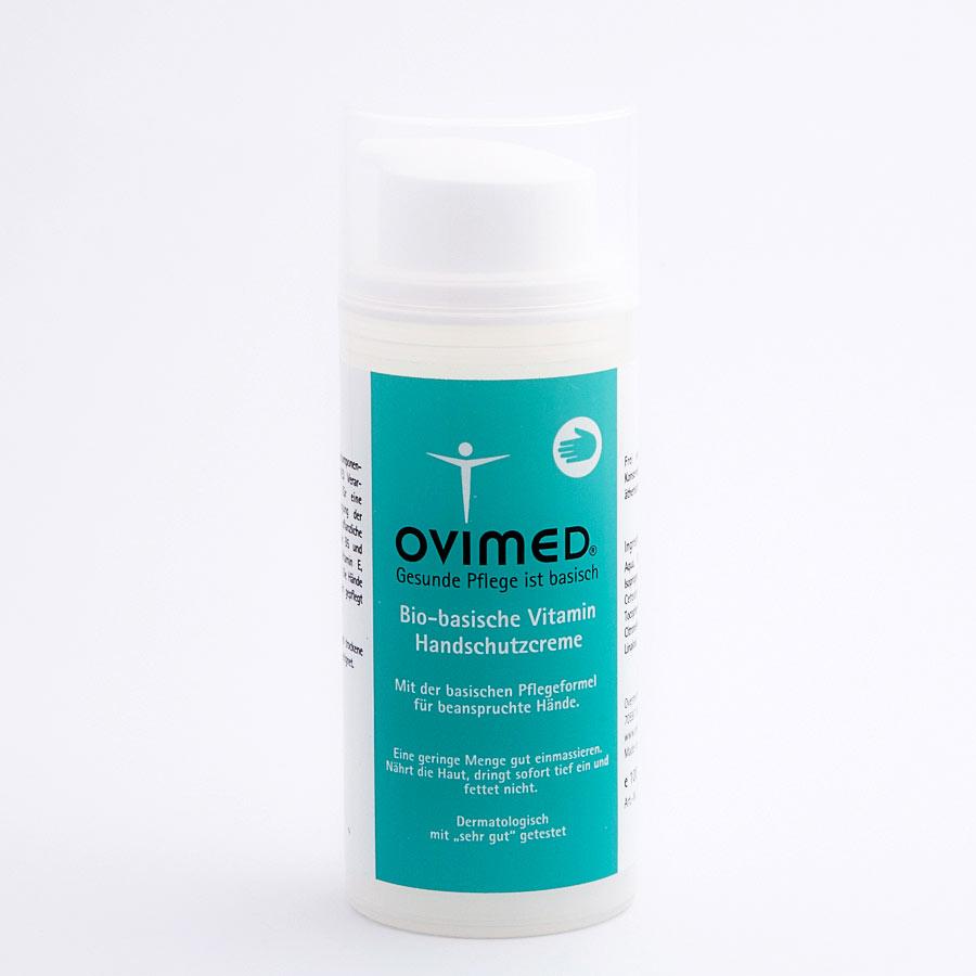 OVIMED Bio Vitamin Handschutzcreme pH 8,0 100ml