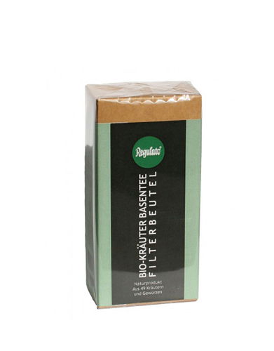 Weltecke Bio Basentee 25 Filterbeutel