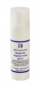 pH-Cosmetics Basische Augencreme pH 7,5