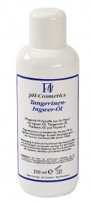 pH-Cosmetics Tangerinen-Ingwer-Öl