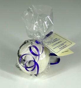 MeraSan Badekugel Lavendel