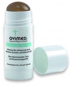 OVIMED Bio-basischer Deo-Stick pH 9,5