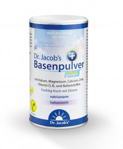Dr.Jacobs Basenpulver plus