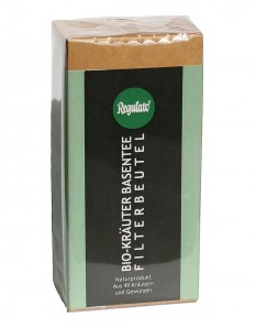 Weltecke Bio Basentee Filterbeutel