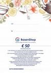 Basenshop Gutschein 50 EUR