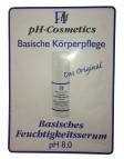 ph-Cosmetics Basisches Feuchtigkeitsserum pH 8,0 - Produktprobe