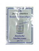 pH-Cosmetics Basische Nachtcreme pH 7,5 - Produktprobe