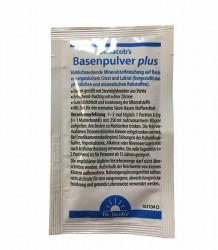 Dr.Jacobs Basenpulver plus Produktprobe