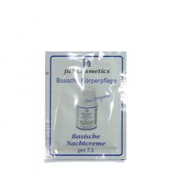 pH-Cosmetics Basische Nachtcreme pH 7,5 Produktprobe