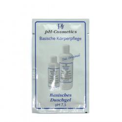 pH-Cosmetics Basisches Duschgel pH 7,5 Produktprobe