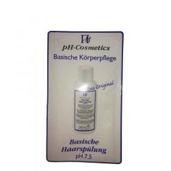 pH-Cosmetics Basische Haarspülung pH 7,5 Produktprobe