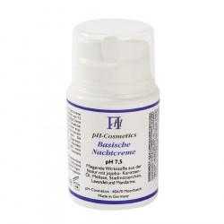 pH-Cosmetics Basische Nachtcreme pH 7,5 50ml